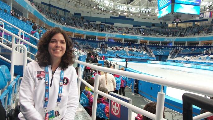 Melinda in Sochi