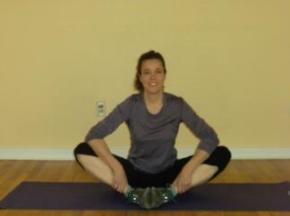 Inhibitive Groin Stretch