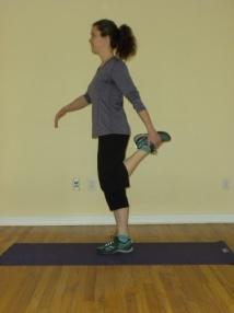 Inhibitive Quad/Hip Flexor Stretch