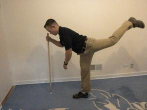 Leg Swings: Flexion/Extension