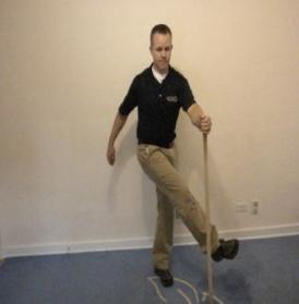 Leg Swings; Abduction and Adduction