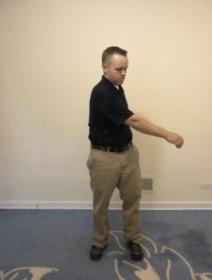 Standing Trunk Twists